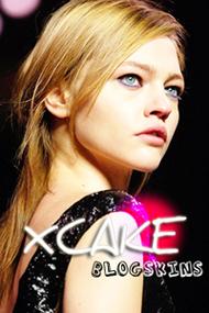 xcake's pretty face