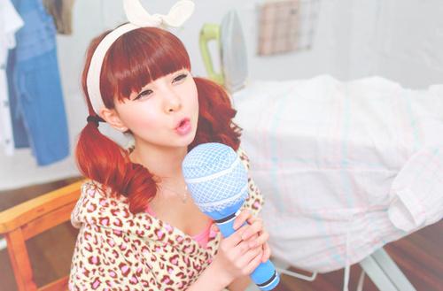 sungjong wifey's pretty face