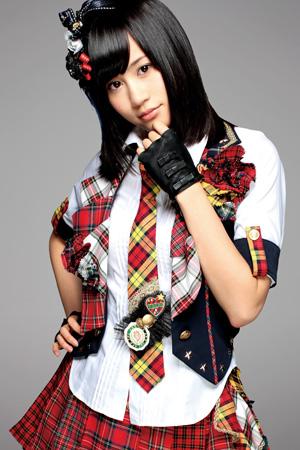 atsuko48's pretty face
