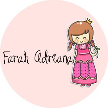 FarahAn0802's pretty face